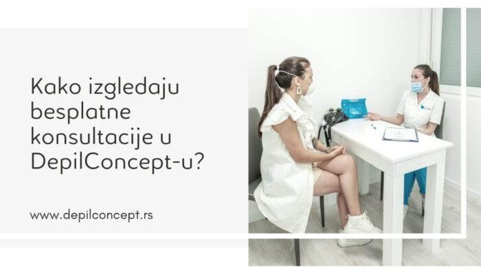 Depilconcept Konsultacije Besplatne