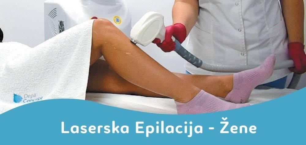 laserska epilacija za žene depilconcept beograd srbija