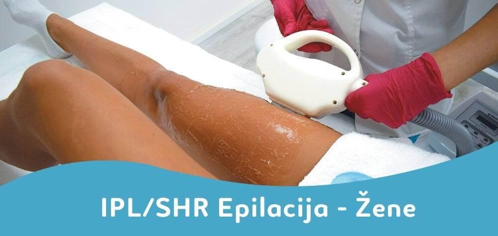 ipl epilacija za žene beograd